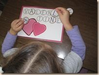 Valentine preschool ideas