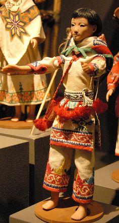 Mexican Doll Huichol Wixarika   Flickr - Photo Sharing!