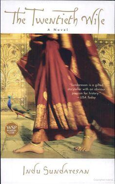 books, indu sundaresan, twentieth wife, taj mahal, read, novels, cover art, historical fiction, histor fiction