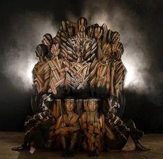 Game of Thrones Body Paint – Julie Hassett