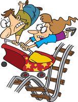 rollers, hilari book, books, dreams, fruitcak, plain funni, emot roller, roller coasters