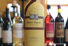 The Reverse Wine Snob: Monte Ducay Reserva 2009 - Trader Joe's Strikes Again. BULK BUY! An excellent pick from an often overlooked region - Carinena, Spain. http://www.reversewinesnob.com/2014/07/monte-ducay-reserva.html #wine #winelover