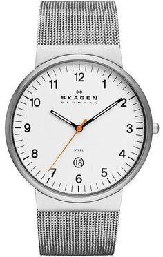 Skagen Klassik Watch http://www.bureauoftrade.com/product/skagen-klassik-watch/ #BureauOfTrade