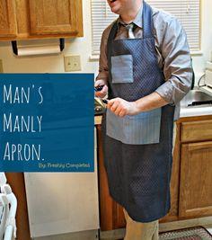 A Mans Manly Apron