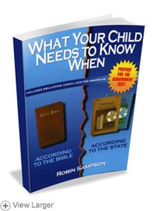 What Your Child Needs to Know When 5 Star review at HSLDA