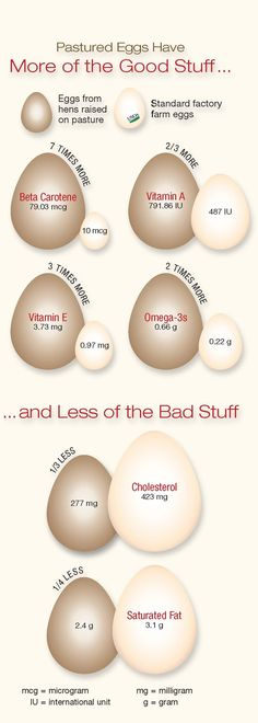 just more reasons to have backyard chickens!