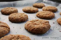 camilla quinoa anzac cookie #glutenfree #foodallergy friendly #nutfree #vegan