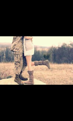 Military wife. <3