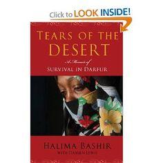 Tears of the Desert: A Memoir of Survival in Darfur by Halima Bashir