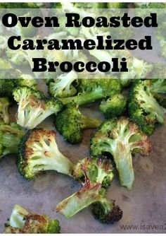 My kids actually REQUEST I make them Broccoli like this!  I'm not kidding! It's Paleo Approved too!