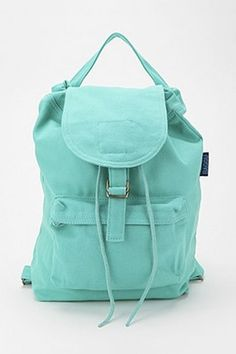 BAGGU Canvas Backpack, $32, available at Urban Outfitters.