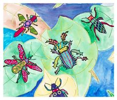 exoskeleton lesson, art project, bugs, art idea, bug unit, school art, art plastiqu, teach art, lesson plans