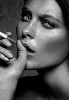 face, beauti women, womans freckles, portrait, eye