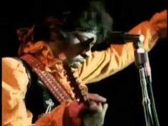 """Jimi Hendrix """"Wild Thing"""" [Monterey]"""