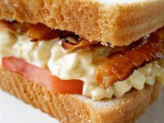 Today's Breakfast: Egg Salad Recipe