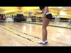 Ladder Drill Workout , with Sarah Grace