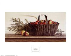 Winter Apples Art Print   ~  Pauline Campanelli