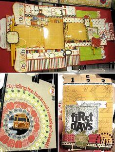 Love Simple Stories Paper - so cute!