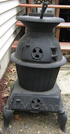 potbelly stove $150
