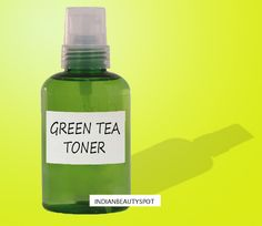 Green Tea Oily Skin Toner