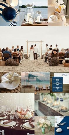 beach wedding inspiration beach-wedding
