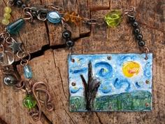 My favorite artist Kippiann does it again! Starry Starry Night.