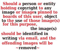 Le copyright.  Wording from the Labyrintia Project.  Re-use to protect yourself.