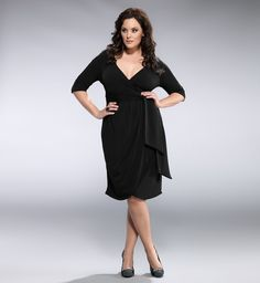 wrap dresses, formal dress, style, plus size dresses, size fashion, movie stars, little black dresses, curv, plus size clothing