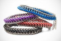Color Chainmail Bracelet for Men
