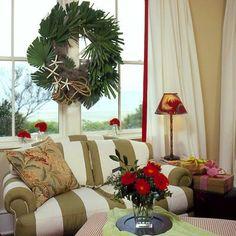 Palmetto Wreath~I love this!