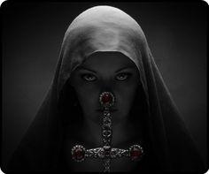 fantasi, photo inspir, swords, black sunday, dark charact, david sili