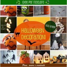 Decorazioni fai da te per halloween