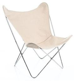 the butterfly chair!
