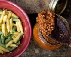 My Big Fat Italian Meat Sauce - Giulia Scarpaleggia reveals the secret to the perfect Italian meat sauce.