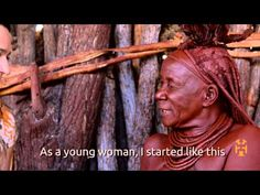 Beauty is in the eye of the beholder. For the Himba women that means covering themselves in ochre and fat. Watch as they transform a traveller into a tribal woman…and see the tribe's reaction.