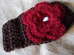 Crochet Head Wrap. So cute.