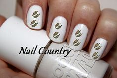 50pc Mossy Oak Real Tree With A Hint Of Pink Deer Tracks Nail Decals Nail Art Nail Stickers Best Price On Etsy NC149 on Etsy, $3.99
