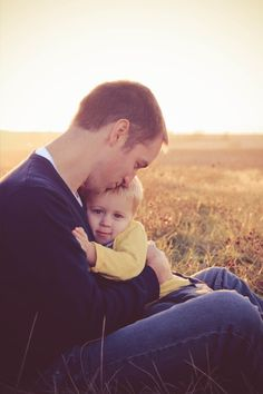 Father and son ~ Clicks By Charity Photography