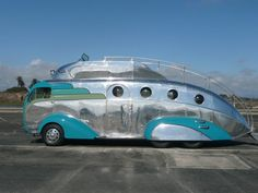 50s bus Very Cool