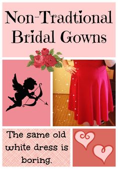 Wedding Dress Blues - Chronicles of Nothing #NonTraditional
