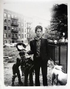 Tom Waits...1986