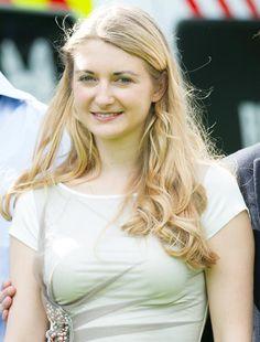 Countess Stephanie de Lannoy, now Princess Stephanie of Luxembourg - 19/10/2012