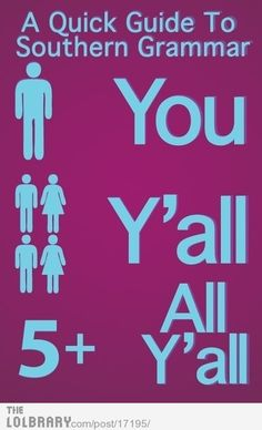 Southern Language Arts. So true