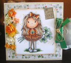 A new release Shamrock Ellie  available: http://stamps.the-papernest.com/