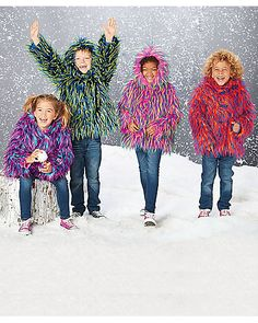 These Monster Coats from Chasing Fireflies are adorable! My son would love to sport this!! #MonsterCoats