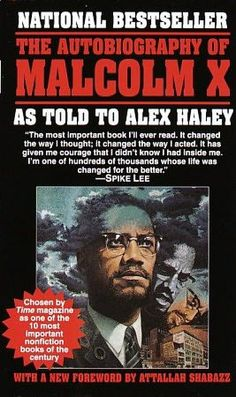 Optional Departmental Reccommendations, History and Global Studies: The Autobiography of Malcolm X