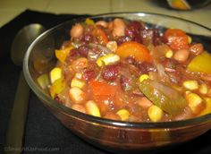 Veggie Chili Plant Strong