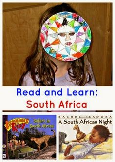 Books and Learning Activities for South Africa #socialstudies #countrystudies