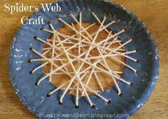 Munchkin and Bean: Spider's Web