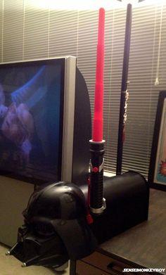 Darth Vader mail box